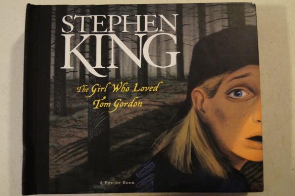 Stephen King Pop-up book