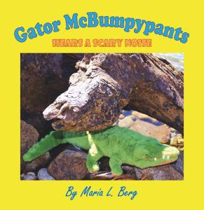 Gator McBumpypants Hears a Scary Noise