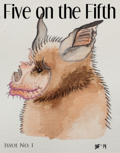 Cover Art for October Issue of Five On The Fifth