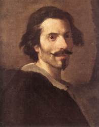 Gian Lornzo Bernini self portrait