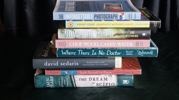 The Unforgettable Photograph: a poem in eight books