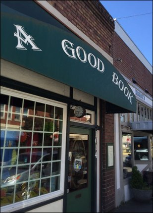 A Good Book Storefront