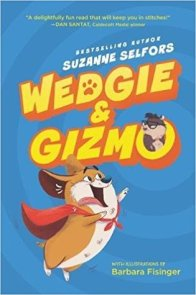 wedgie and gizmo cover