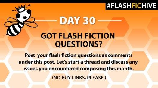 flash fic hive 30