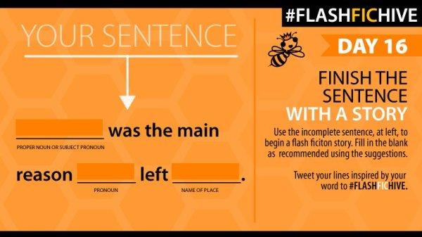 flashfichive day 16