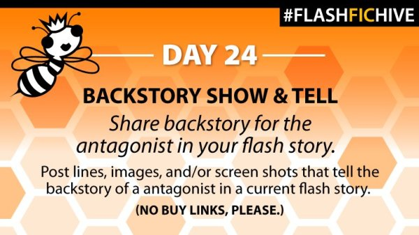 flashfichive day 24