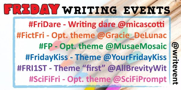 friday writing events
