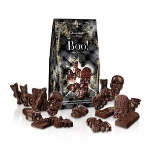 Halloween chocolates from Hotel Chocolat