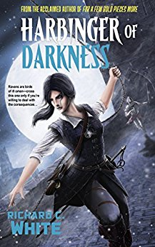 The cover of Harbinger Of Darkness by Richard C. White