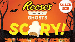 reese's ghosts