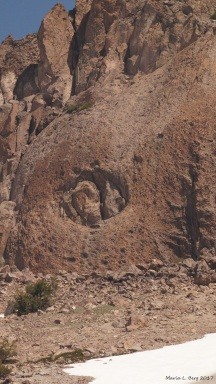 Symbol in the Mountain