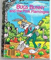Bugs Bunny and Flamingos