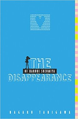 the disappearance of Haruhi