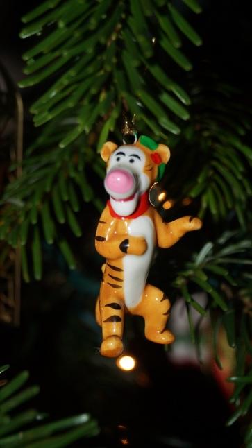 tigger ornament