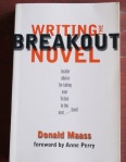 Cover Writing the Breakout Novel