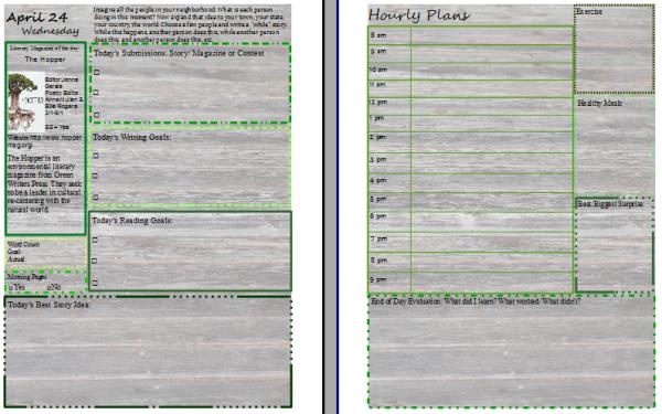 April final pages