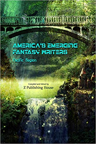Cover of America's Emerging Fantasy Writers: Pacific Region