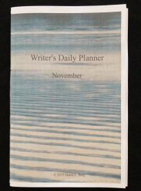 daily planner cover