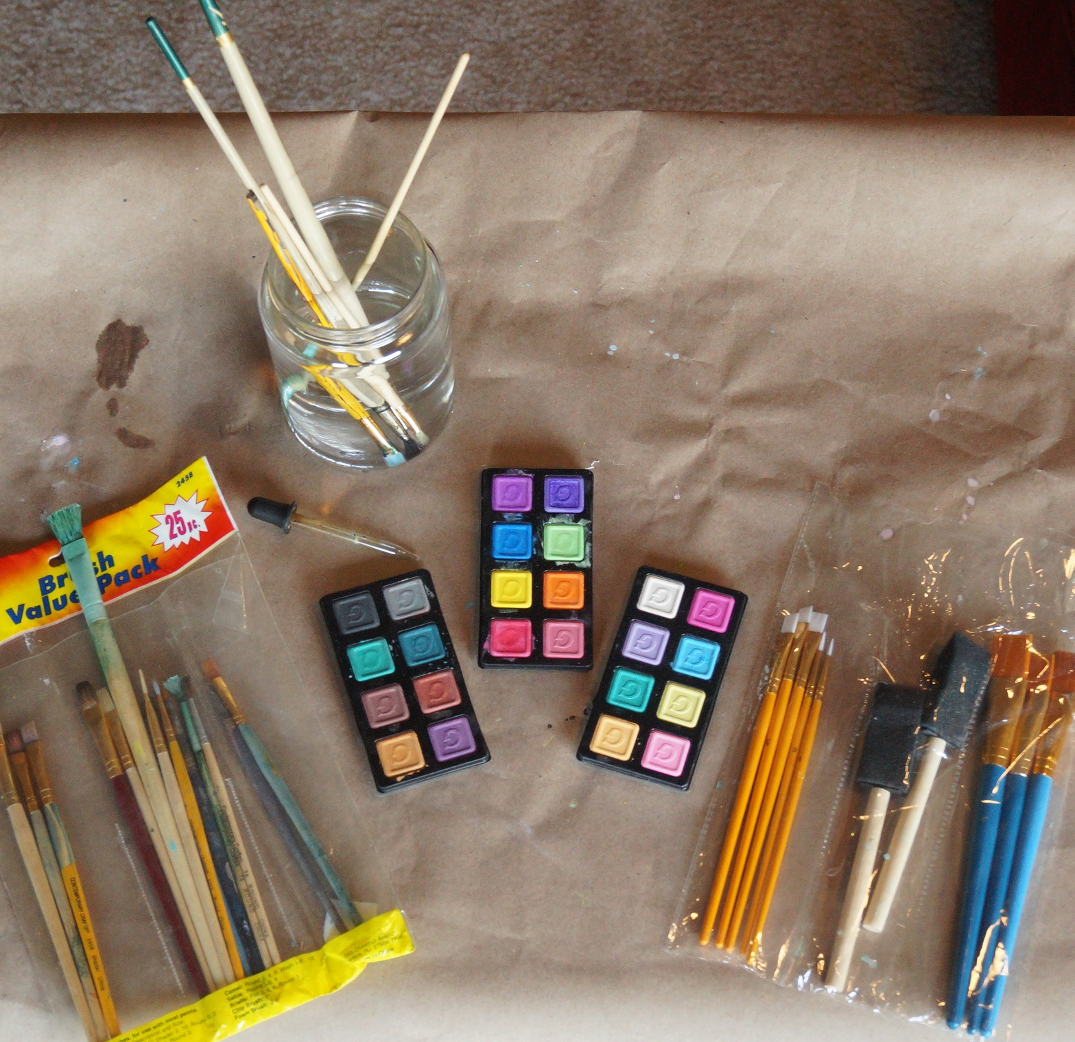new palette
