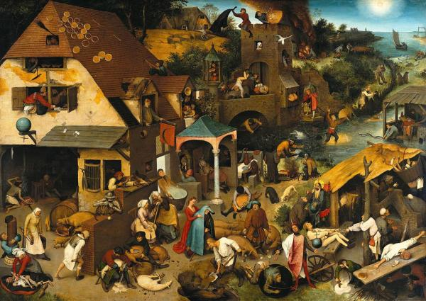 netherlandish-proverbs