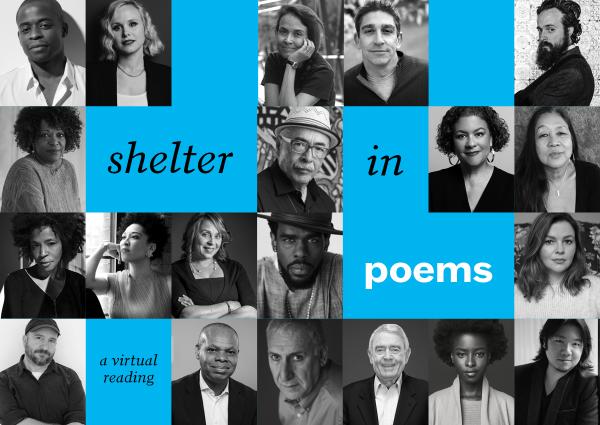 Shelter in poems April 30 2020