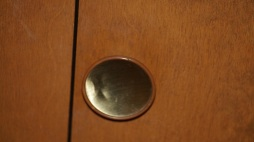 me in door handle