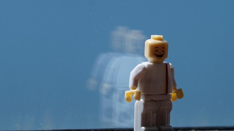 Janus Lego man